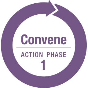 Convene Action Phase 1