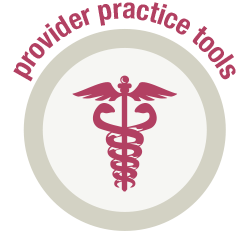 Provider Practice Tools