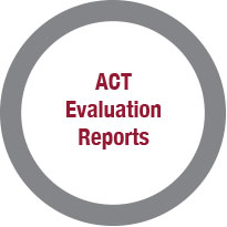 ACT Evaluation Reports