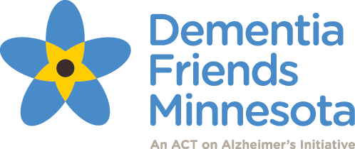 Dementia Friends of Minnesota logo